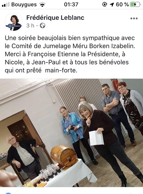 22 novembre 2019 - Beaujolais