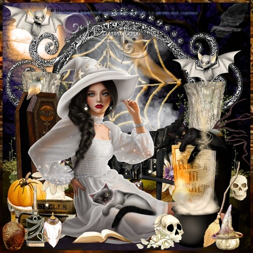quelques creations automne/halloween