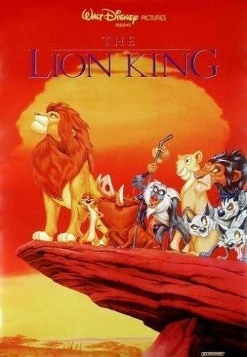 Anecdoctes du roi lion