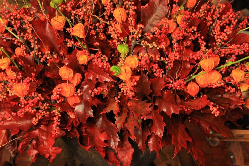 bouquet d'automne ...