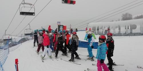 classe de neige mardi 22 janvier