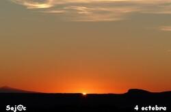le soleil se lève sur l'anniversaire de Sonia  BON ANNIVERSAIRE MON AMOUR