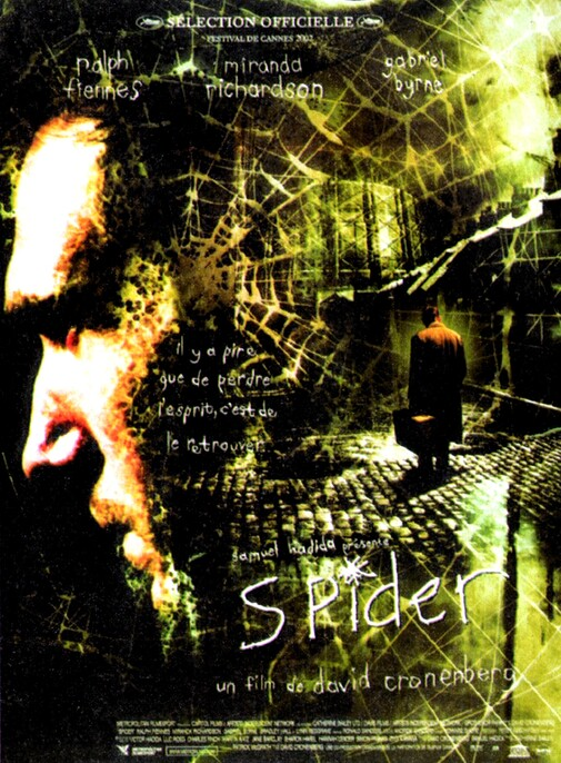 SPIDER BOX OFFICE FRANCE 2002