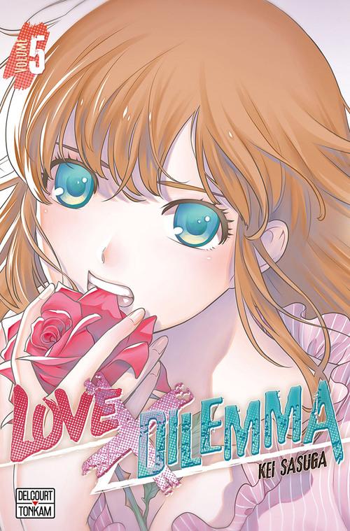 Love x dilemma - Tome 05 - Kei Sasuga