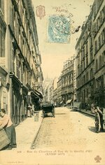 Les rues de la Goutte d'Or