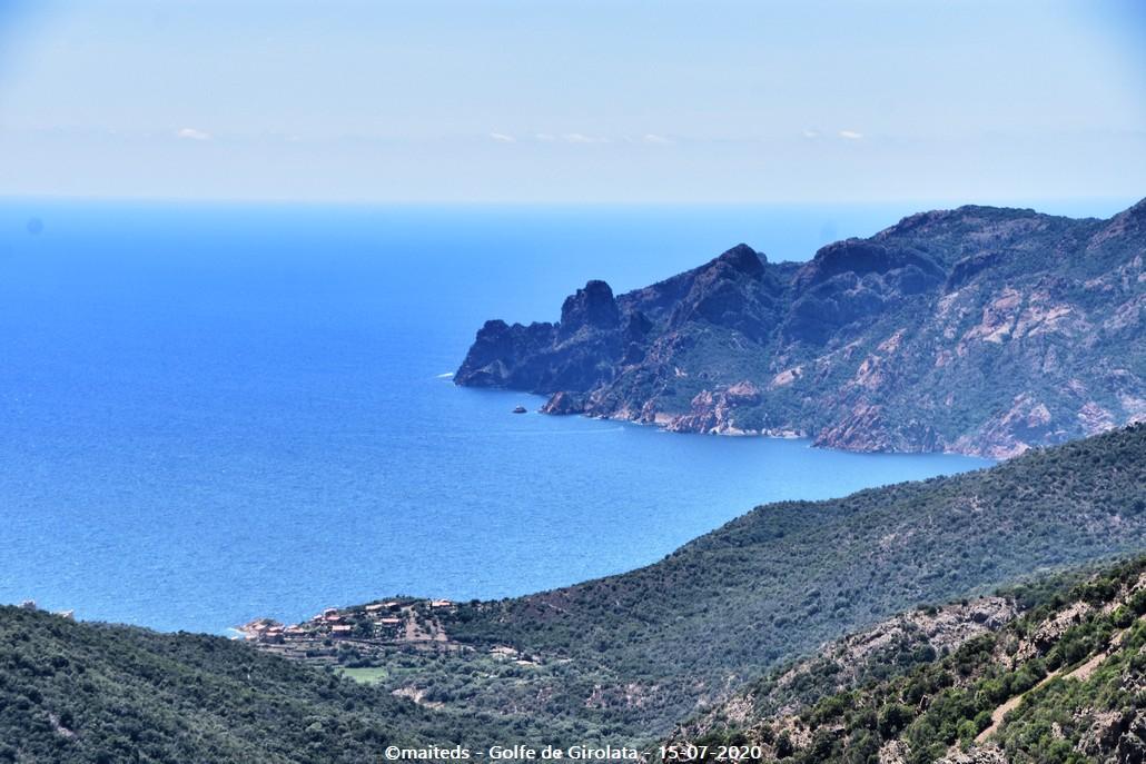 Golfe de Girolata - Corse