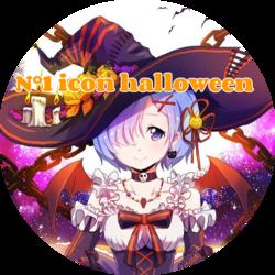 N°1 icon halloween