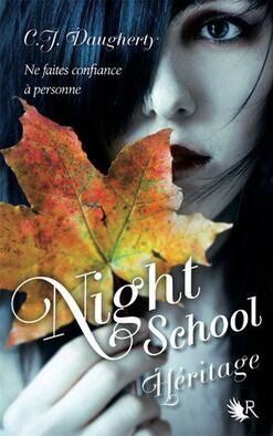 Night School T1 de C.J Daugherty