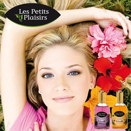 Des petits plaisirs parfumés...
