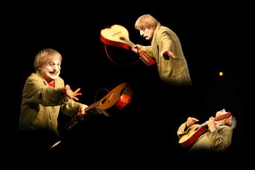 Le Clown.. René-Jeanne Mignard.