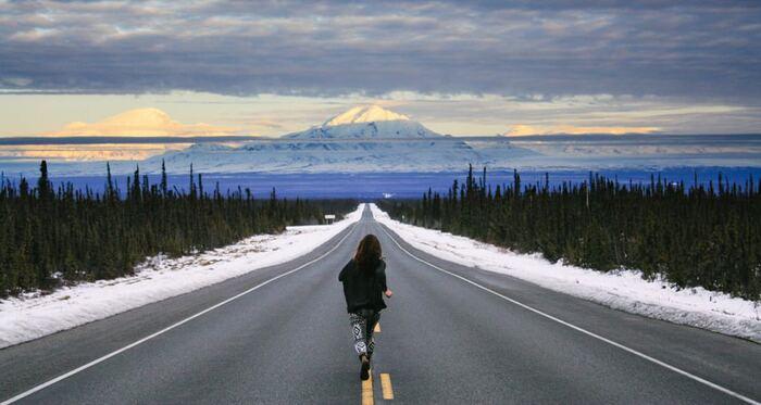 Visite De L'Alaska En Images Magnifiques