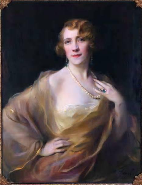 Lady Deterding 1928