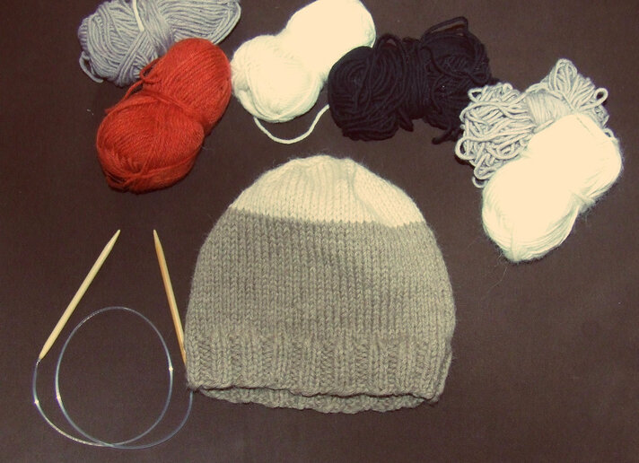 Le tricot solidaire