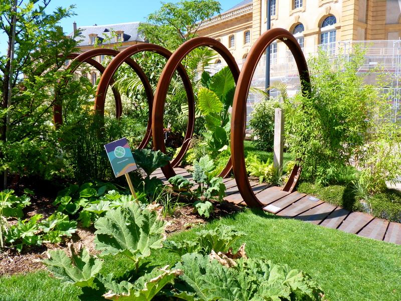 Le Jardin Ephémère 2020 metz