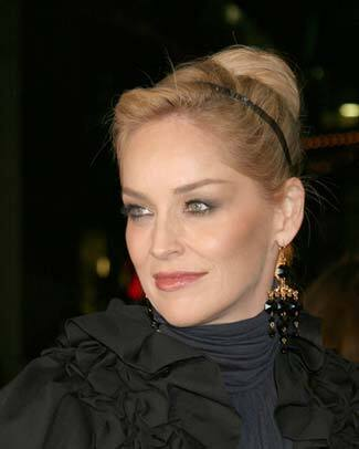 Sharon Stone had an NDE in 2001.