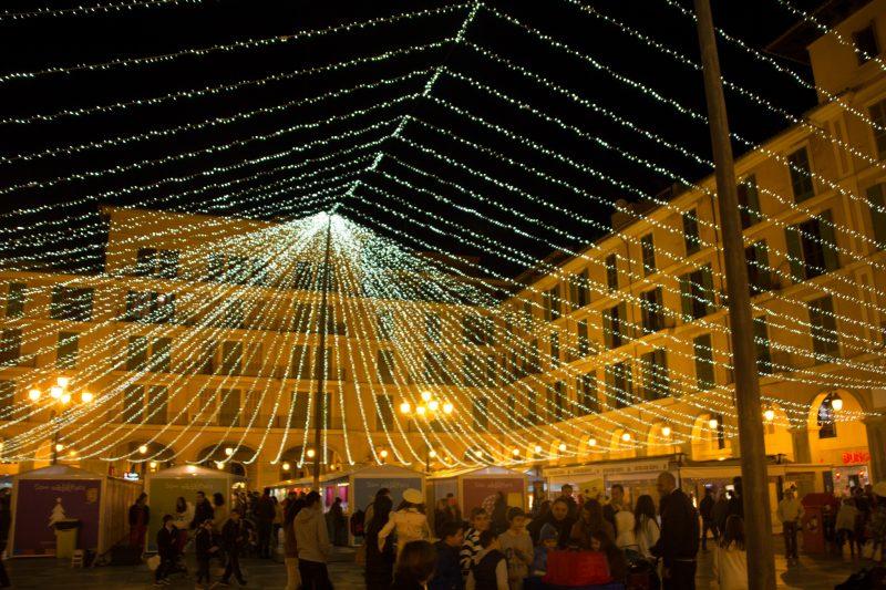 noël et jour de l'an à Majorque