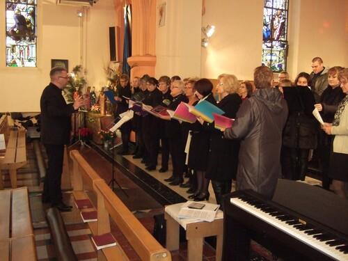 Concert de Noël de CHORALY