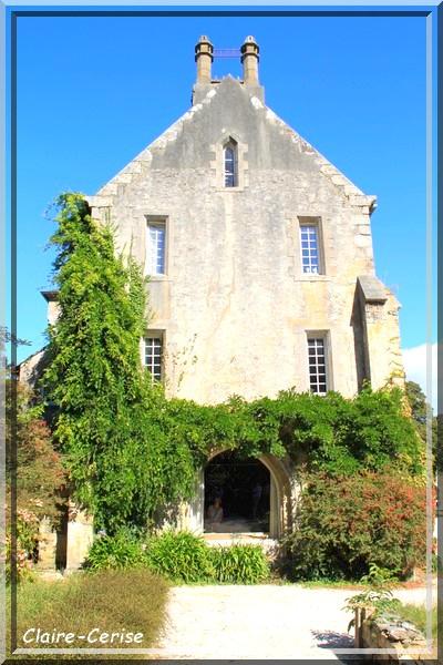 871 - Journée du patrimoine en Finistère Nord (29) :  Le Manoir de Lossulien !