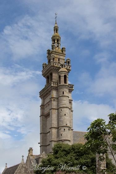 Roscoff : Église Notre-Dame de Croaz Batz
