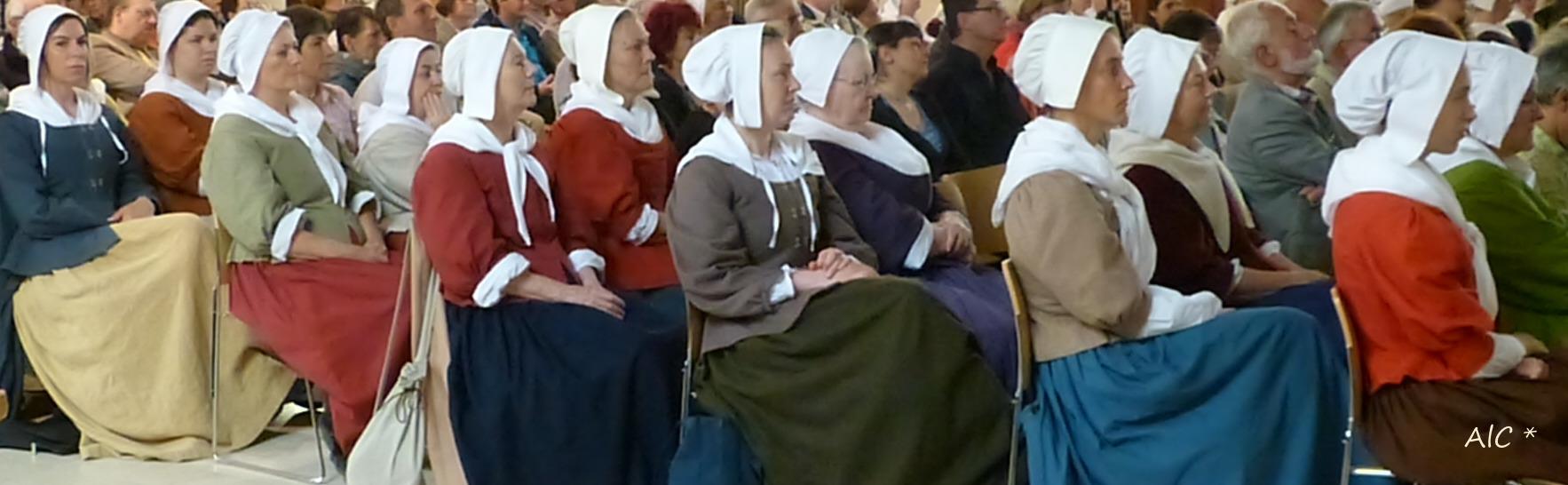 Les Filles du Roy à l'Oratoire
