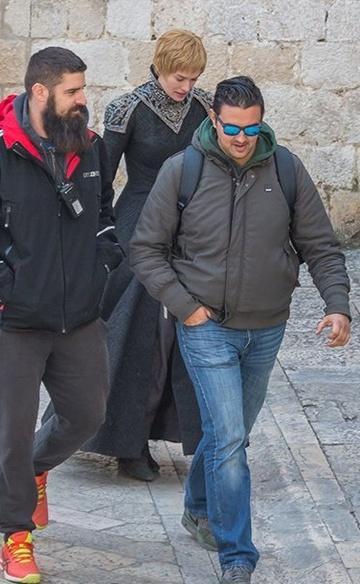 Cersei saison 7: premières photos