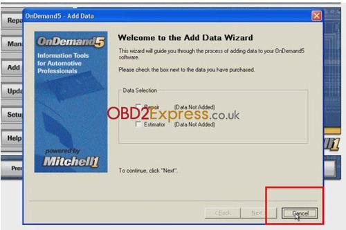 Comment installer le logiciel pour Mitchell OnDemand 5 Q1.2012