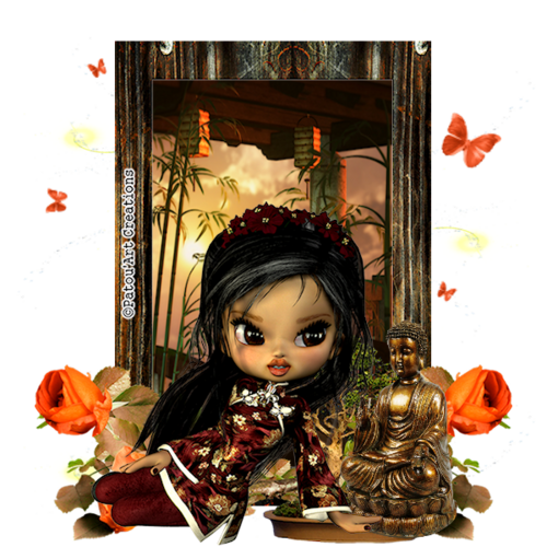 "*** CT Edelweiss Design *** New kit ""Oriental Charm"""