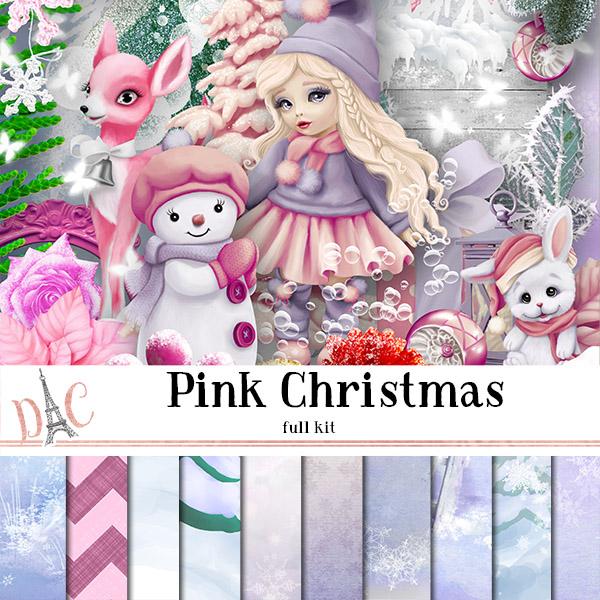 Pink Christmas (PU/S4H) by Sarayane