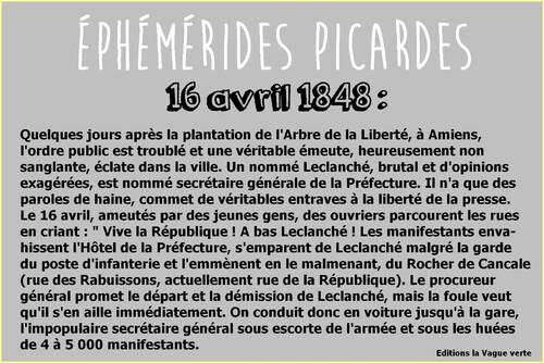 Ephémérides picardes :