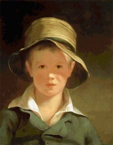 The Torn Hat by Thomas Sully