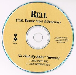 RELL - IF THAT'S MY BABY (CDS REMIX 2001)