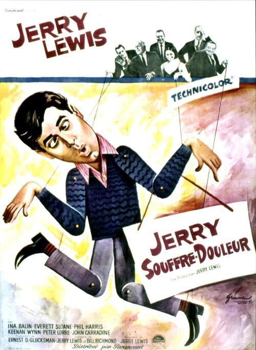 JERRY SOUFFRE DOULEUR - JERRY LEWIS BOX OFFICE 1964