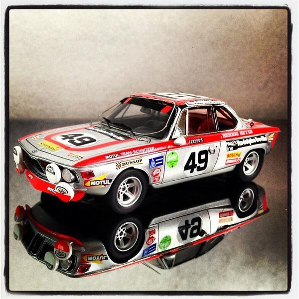 Le Mans 1972 Abandons II