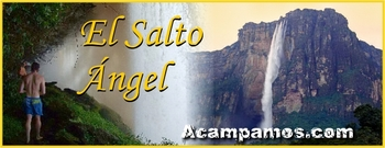 Salto Angel...!!!