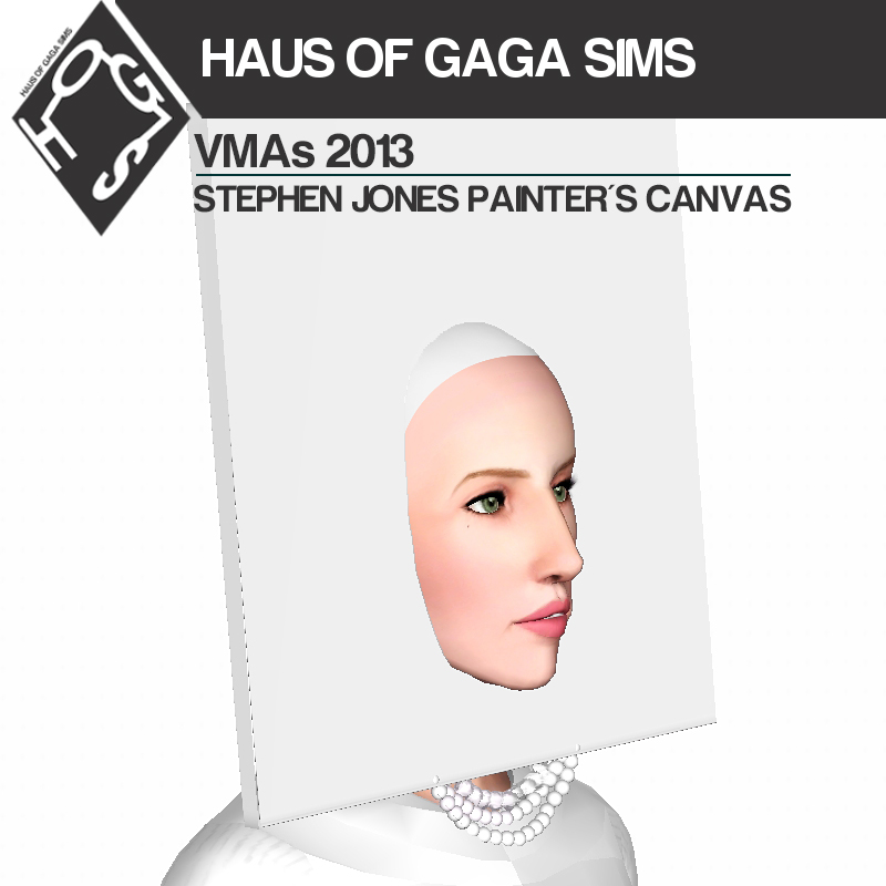 MTV VMAs 2013 STEPHEN JONES PAINTER'S CANVAS