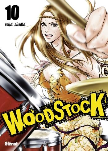 Woodstock - Tome 10 - Yukai Asada