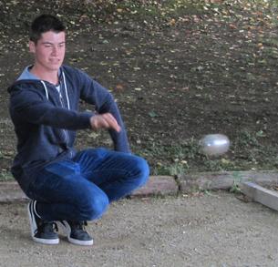 Après le concours de boules… Halloween le 2 novembre