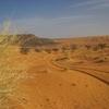 Mauritanie Sur la piste vers la passe de Néga