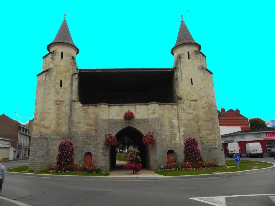 Cambrai en Nord pas de Calais