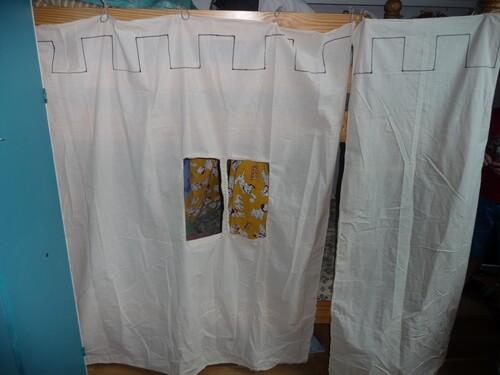 Deux bouts de tissu