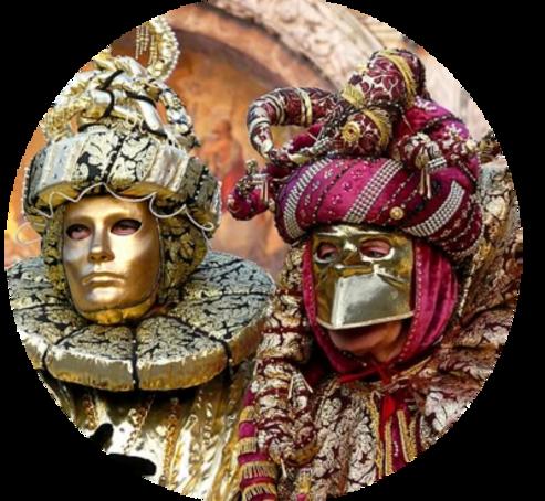 Carnaval visage/ 2