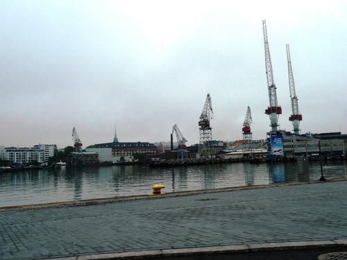 Le port d'Helsinki, pour un reour à Tallinn (photos)
