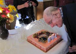 Gaston Huon : 100 ans d'une vie bien remplie