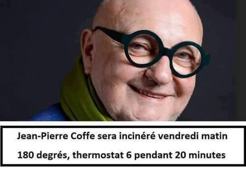 Jean-Pierre Coffe, le légendaire critique gastronomique est mort !