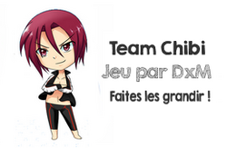 Chibi Rin Matsuoka - Team Chibi