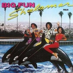 Shalamar - Big Fun - Complete LP