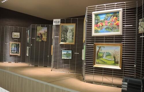 Exposition à Fouquières les Lens