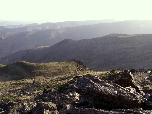 Sierra Nevada (Andalousie) - août 2008