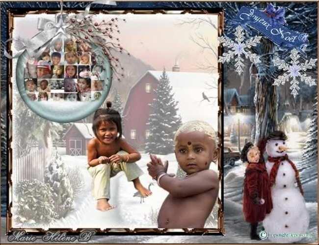 Noel des enfants du monde © 00050738