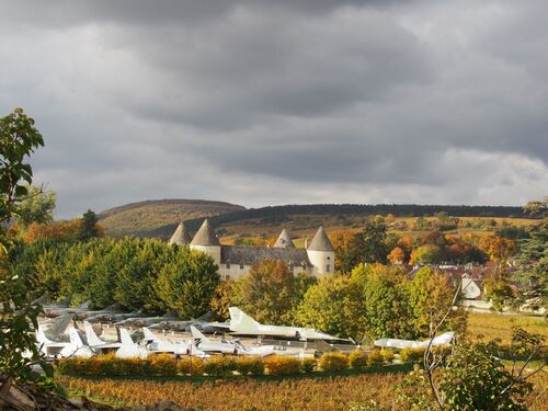 Savigny-les-Beaune et Aloxe-Corton